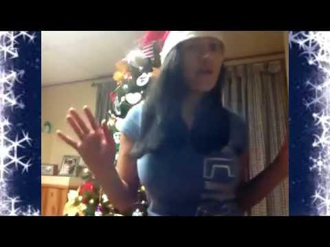 Jingle bell rock-china anne mcclain