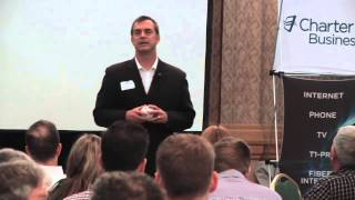 """""""Breakthrough Thinking: Lessons from a Navy SEAL"""" with Thom Shea - a GSATC Learning Lunch"""