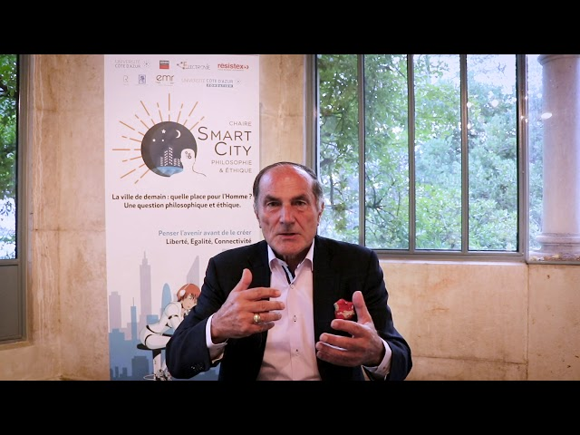 3 questions sur la Smart City - Marco Landi