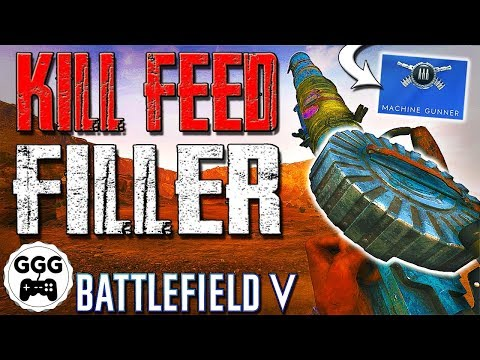 This Build DOMINATES The Kill Feed (BF5 Slayer Support Loadout) - Battlefield 5 thumbnail