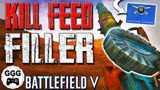 هذا Loadout يهيمن على قتل تغذية (BF5 القاتل دعم Loadout) - المعركة 5