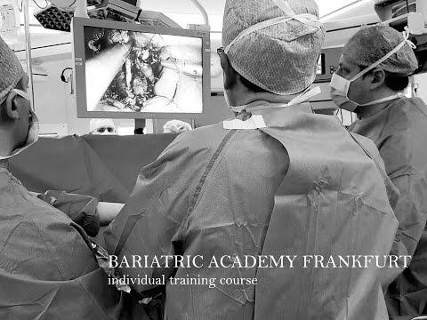 "Master Class ""Bariatric Surgery Frankfurt 2017"""