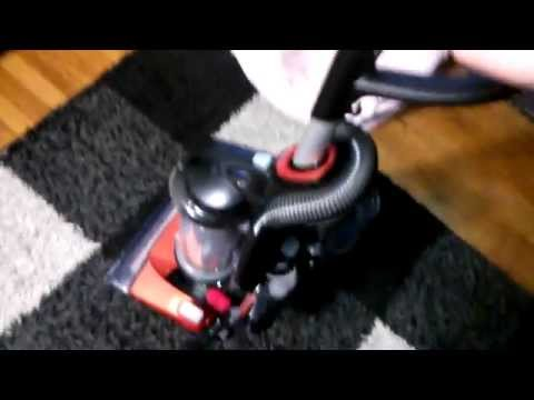 Eureka Brushroll Clean with SuctionSeal Bagless Upright Vacuum, AS3401A Review