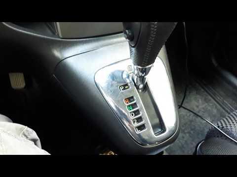 Замена лампочки подсветки АКПП Тойота Королла Версо 2003