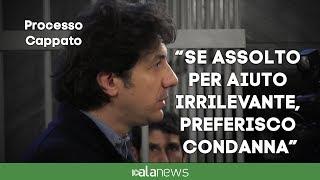 """Dj Fabo, Cappato: """"Se assolto per aiuto irrilevante, preferisco condanna"""""""