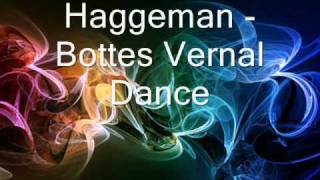 Haggeman - Bottes Vernal Dance
