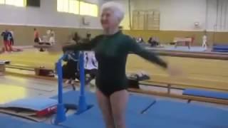Мотивация от пожилой 86 летней женщины