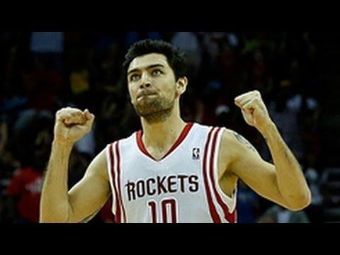 eeb03cb6e6b Carlos Delfino s posterizing dunk on Durant! - YouTube