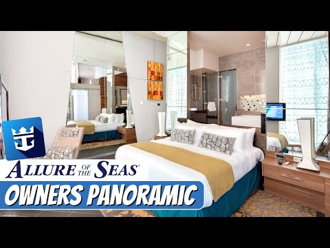"""royal-caribbean-""""allure-of-the-seas""""- -owners-panoramic-one-bedroom"""