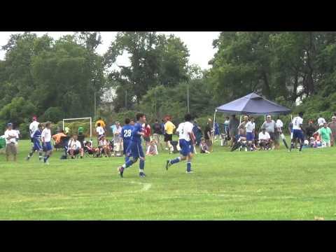 Virginia-1 vs. Eastern PA ODP Regional 2nd Half