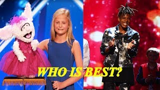 Who is BEST Winner Got Talent 2017 ? Tokio Myers or Darci Lynne ?