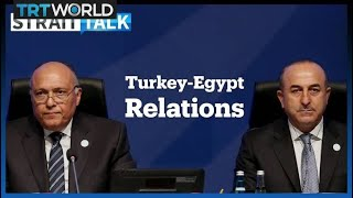 Turkey and Egypt Restart Diplomatic Contacts