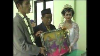 Pernikahan Dewi Purnama Sari & Aditya Wardana Bogem Bayat Klaten, Bagian  1