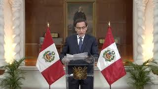 Presidente Vizcarra consideró que algunos parlamentarios actúan por intereses particulares