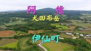 ≪徳之島黒組≫空撮:阿権・伊仙町・第2弾/世界自然遺産登録候補地