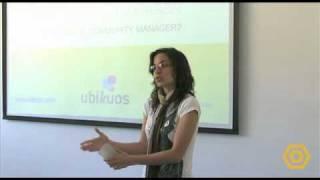 Las funciones del Community Manager - Elena Benito-Ruiz