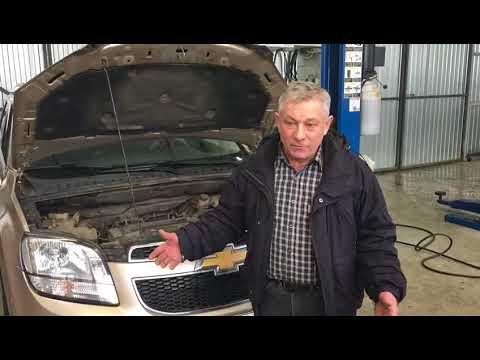 Видео-отзыв Василия об автосервисе GM-City - Шевроле Орландо
