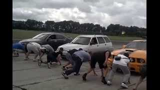 2014-07-13 Драг Калинівка. Вовки проти машин. Тренування перемоги