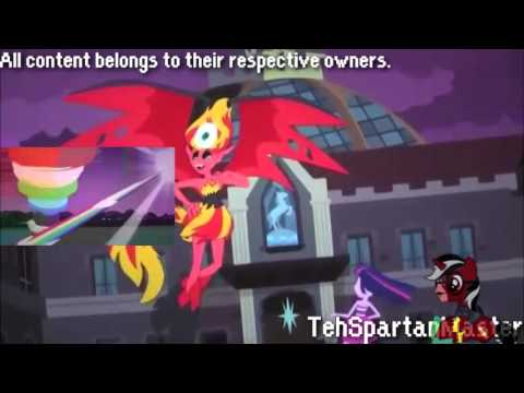 [500 SUBS SPECIAL] [Sparta Madhouse Remix SB] Demon Sunset Shimmer: You have nothing! - Published on Mar 4, 2014