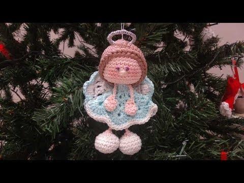 Amigurumi Teddy Ornaments - All About Ami | 360x480