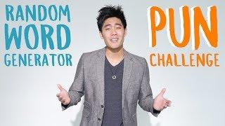 The Pun Challenge!?