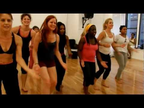 Afro-Brazilian Dance with Janete Silva at Cumbe
