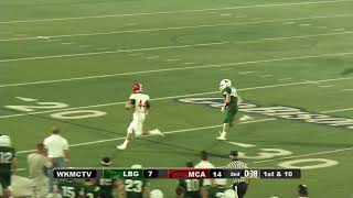 2018 Football Highlights MCa vs. Lewisburg