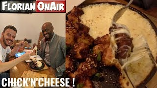On teste le CHICK\'N\'CHEESE, un NOUVEAU CONCEPT COREEN! - VLOG #785