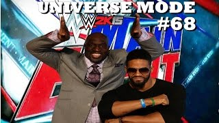 WWE 2K15 UNIVERSE MODE #68|  MILLIONS OF DOLLARS !