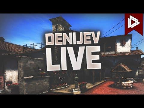 DENI LIVE: Razbijamo u CS:GO (feat. Novke & Džoni) 🔥