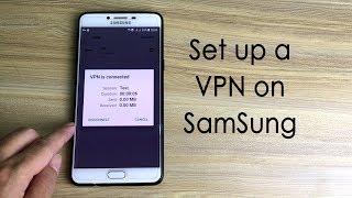 How to set up a VPN on Samsung Phone | NETVN screenshot 4