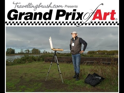 2018, Steveston Grand Prix of Art