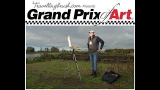 2018, Steveston Grand Prix of Art