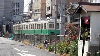 琴平電鉄1200系・1300系・1080系nanaco塗装