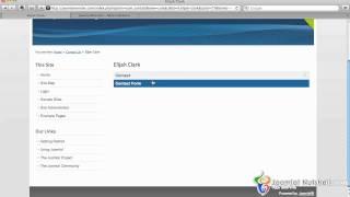 Create / Edit Contact Form - Joomla Nutshell 1.6 / 1.7 Tutorials Updated - 2.5
