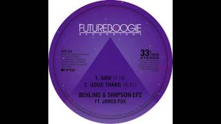 Behling & Simpson - Good Thang