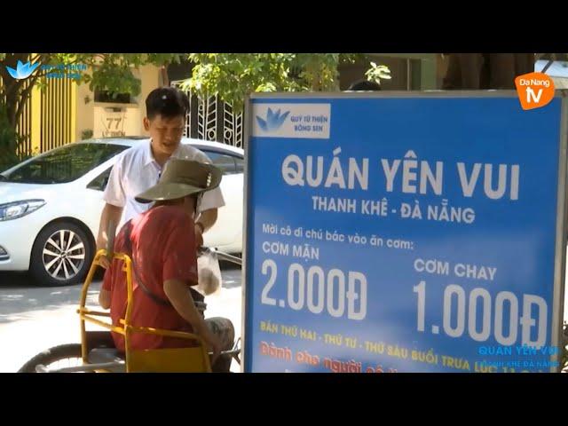 Quán Yên Vui Thanh Khê Đà Nẵng