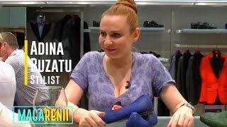 MACARENII - INTERVIU ADINA BUZATU