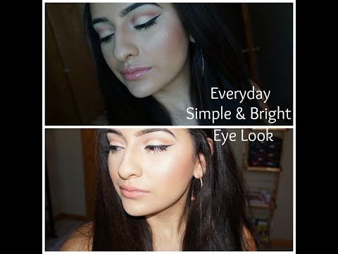 Simple, Awake & Bright Everyday Look thumbnail