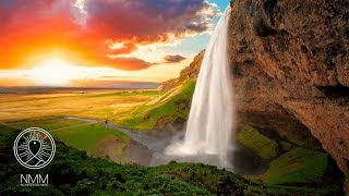 Relaxing Sleep Music 432hz: sleeping near the waterfall, sleep meditation, relax music 30908S