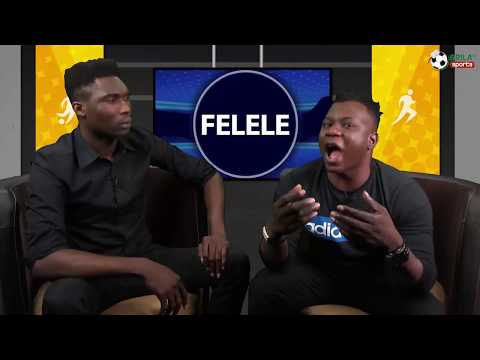 KEEP SUPPORTING NIGERIA SUPER EAGLES TO WIN THE WORLD CUP - STILLRINGING : FELELE EPS 20