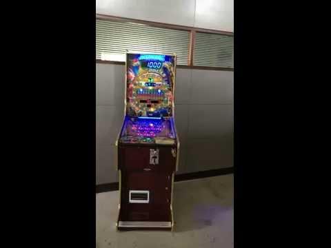New Millionaire pinball machine
