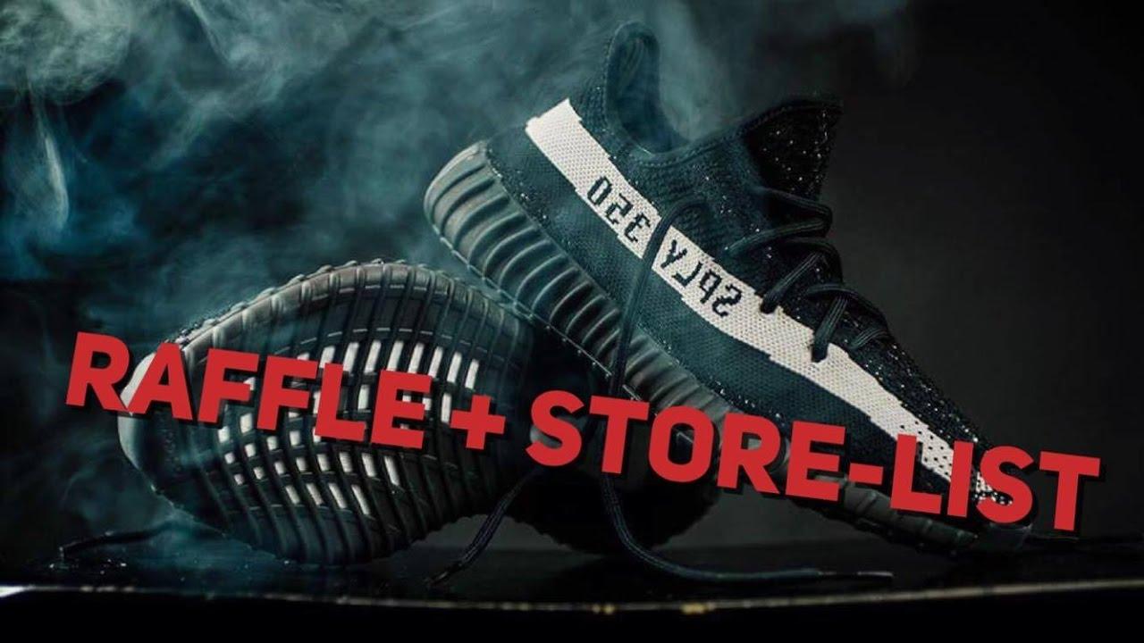 Adidas Yeezy Boost 350 V2 Raffle