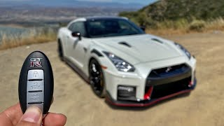 The 2020 Nissan GT-R Nismo is a 600HP Race Car You Can Drive Every Day (In-Depth Review)