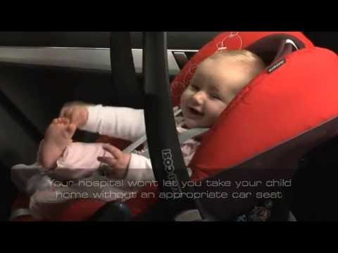 Автокресло Maxi-Cosi Pebble - Видео обзор