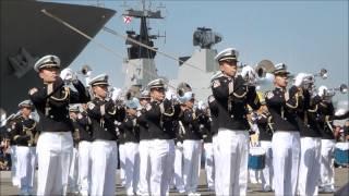 中國海軍官校樂隊 非中国海军官校乐队