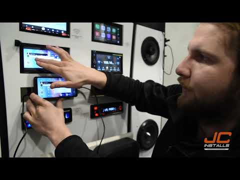 JC Installs: Kenwood DMX1025BT Review & Demonstration (Compared to Android Auto & Apple Car Play)