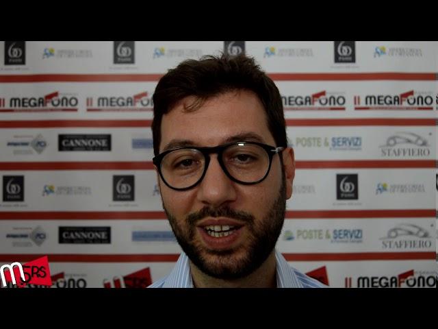 Festival del Pensiero 2019 - Stornarella - Intervista a Celestino Di Corato