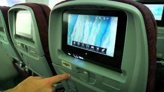 Primer sobrevuelo a bordo del Boeing 787 de LAN