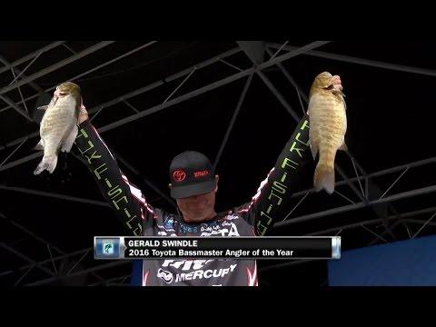 Bassmaster Elite Series: Toyota Bassmaster Angler of the Year Championship 2016